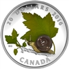 2016 $20 Fine Silver Coin - Little Creatures: Snail