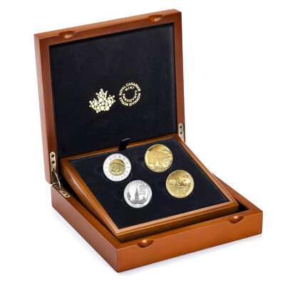 2016 $2 4-Coin Set: 20 Years in the Minting