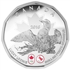 2016 $1 Fine Silver Coin - Lucky Loonie