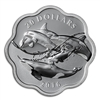 2016 $20 Master of the Sea: The Orca - Pure Silver Coin