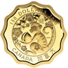 2016 $150 Pure Gold Coin - Blessings of Good Health