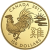 2017 $150 Year of the Rooster - 18-kt Gold Coin