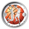2016 $25 Fine Silver Coin - 125th Anniversary of the Invention of Basketball