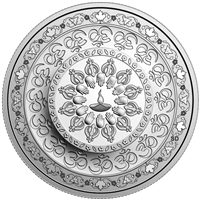 2016 $20 Fine Silver Coin - Diwali: Festival of Lights