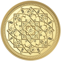 2016 $200 Pure Gold Coin - Diwali: Festival of Lights