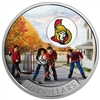 2017 $10 Passion to Play: Ottawa Senators - Pure Silver Coin