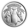 2017 25c Stanley Cup, 125th Anniversary - 10 Coin Circulation Pack