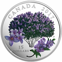 2017 $15 Celebration of Spring: Lilac Blossoms