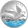 2017 $20 Glistening North: The Arctic Tern with Genuine Diamonds - Pure Silver Coin