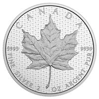 2017 $10 Canada 150 Iconic Maple Leaf - Pure Silver Coin