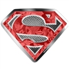 2017 $100 DC Comics Originals: <i>Superman's Shield</i> - Pure Silver Coin