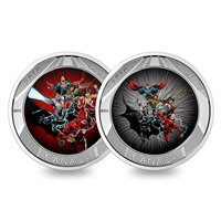 2018 25c <i>The Justice League<sup>TM</sup></i> - Lenticular Coin