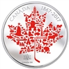 2017 $50 Canadian Icons - Pure Silver Coin