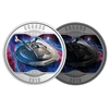 2018 $10 <i>Star Trek<sup>TM</sup>: Enterprise NX - 01</i> - Pure Silver Coin