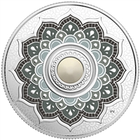 2018 $5Birthdaystones : June - Pure Silver Coin