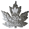 2018 $20 30th Anniversary of the Silver Maple Leaf - Pure Silver Coin
