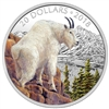 2018 $20 Majestic Wildlife Mettlesome Mountain Goat
