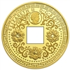 2018 $200 Good Luck Charms - Five Blessings - Pure Gold Coin