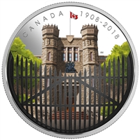 2018 $30 110th Anniversary of the Royal Canadian Mint - Pure Silver Coin