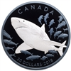 2018 $30 The Great White Shark - Pure Silver Coin