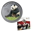 2018 $8 The Peaceful Panda, A Gift of Friendship - Pure Silver Coin