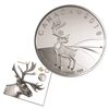 2018 $3 Caribou - Pure Silver Coin