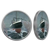 2018 $20 The Sinking of the SS Princess Sophia - Pure Silver Coin