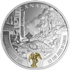 2018 $20 WWI Battlefront Series: Canada's Hundred Days - Pure Silver Coin