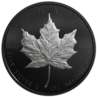 2019 $10 Silver Maple Leaf (Limited Edition) - Pure Silver Coin