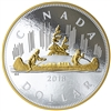 2018 $1 The Voyageur - Pure Silver Coin