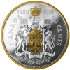2019 50c 60th Anniversary of the 1959 Half-Dollar - Pure Silver Coin