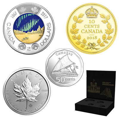2018 The Royal Canadian Mint: State-of-the-Art Set