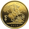 2018 $200 The 1908 Sovereign 110th Anniversary of the Royal Canadian Mint - Pure Gold Coin