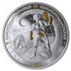 2019 $20 Norse Gods: Thor - Pure Silver Coin