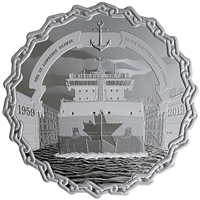 2019 $30 60 Years of Prominence: The St. Lawrence Seaway - Pure Silver Coin