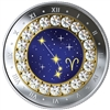 2019 $5 Zodiac Series: Aries - Pure Silver Coin
