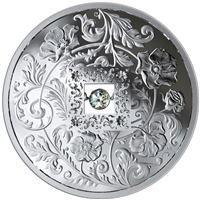 2019 $20 Sparkle of the Heart - Pure Silver Coin