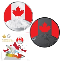 2019 Silver $5 This is Canada!