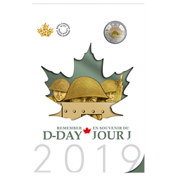 2019 D-Day Commemorative Collector Keepsake