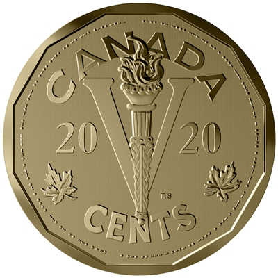 Canadian Homefront: Victory Nickel