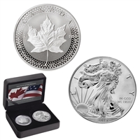 2019 Silver $1 Pride Of Two Nations