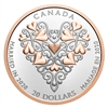2020 $20 Best Wishes on Your Wedding Day - Pure Silver Coin