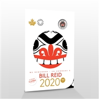 2020 Bill Reid Commemorative Collector Keepsake
