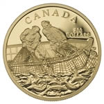 $200 2007 Gold Coin - Fishing Trade