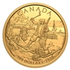 2020 $200 Early Canadian History: New France - Pure Gold Coin