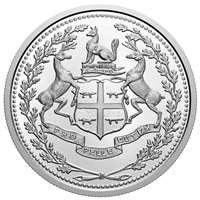 2020 $10 350th Anniversary of Hudson's Bay Company - Pure Silver Coin