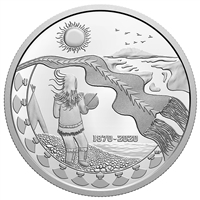 2020 $20 150th Anniversary of the Northwest Territories - Pure Silver Coin