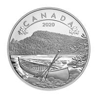 2020 $10 O Canada!: The Great Outdoors - Pure Silver Coin