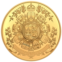 2021 $2500 Archival Treasures: 1912 Heraldic Design - Pure Gold Coin