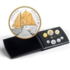 2021 100th Anniversary of Bluenose - Pure Silver Proof Set